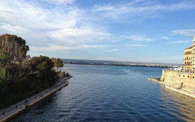 9. Tagesetappe von Lecce nach Tarent