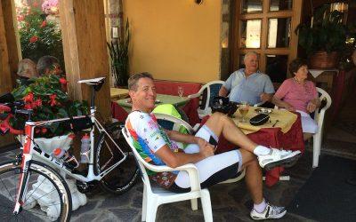 5. Tagesetappe – Iseosee und Lago di Endine